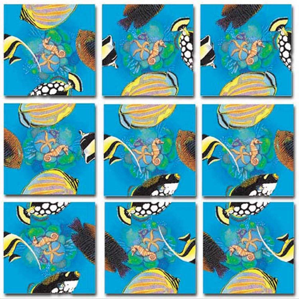 Scramble Squares: Tropical Fish