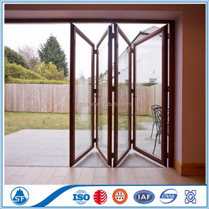 Alibaba China Online Shipping Doors Accessories , European Style Folding Wooden Doors Best Price