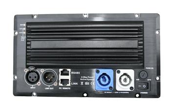 2 Channel Amplifier Module Plate Amplifier With Dsp