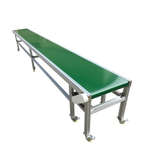 Automatic Conveying Commodity PVC Mobile Belt conveyor Machine