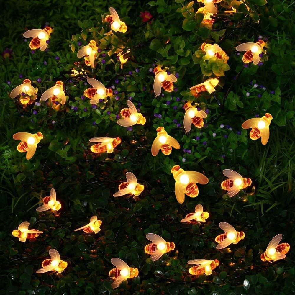 Buy Outdoor String Lights With 20 Led Battery Operated