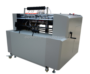 Fully Automatic Paper Feeding Machine for Manual laminating and vanishing machine, paper feeder