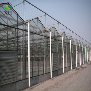 New Model Commercial/Agricultural Greenhouses Reinforced Plastic