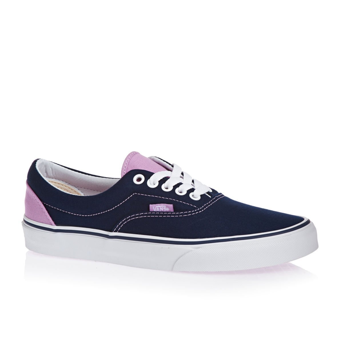 3b412b5a165f4d Get Quotations · Vans Kids Girl s Era (Little Kid Big Kid) (Heel Pop)  Eclipse