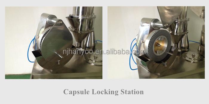 semi automatic encapsulation machine