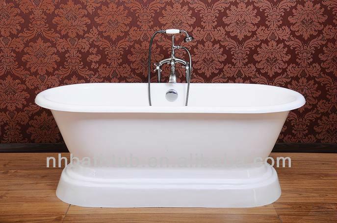 freistehende badewanne podest keramik badewanne antike gusseisen badewanne badewanne produkt. Black Bedroom Furniture Sets. Home Design Ideas