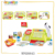 7pcs pretend home playing cooking set household mini appliance toy for kids