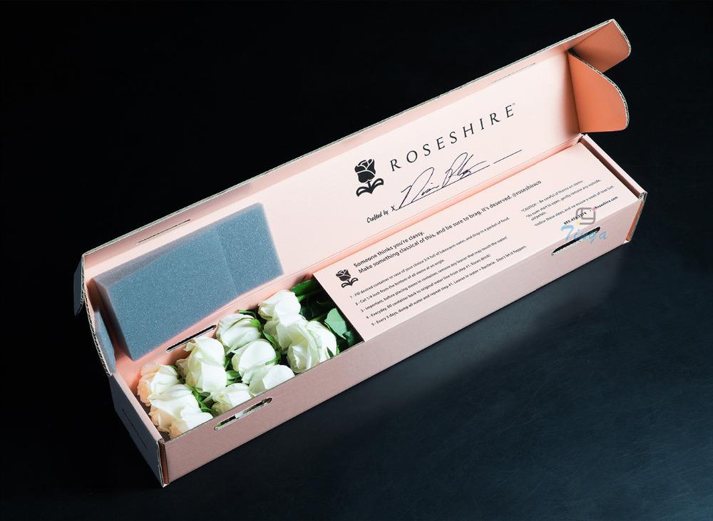 De livraison de gros bouquet cadeau carton pour bo te d for Livraison fleurs paypal