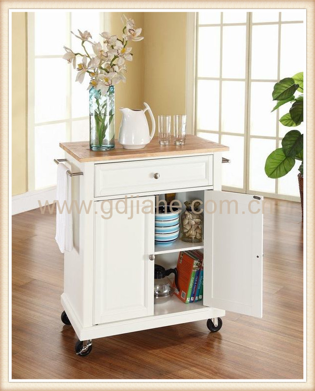 mdf kast keuken, witte kasten keuken, opslag keukenkast met wielen ...