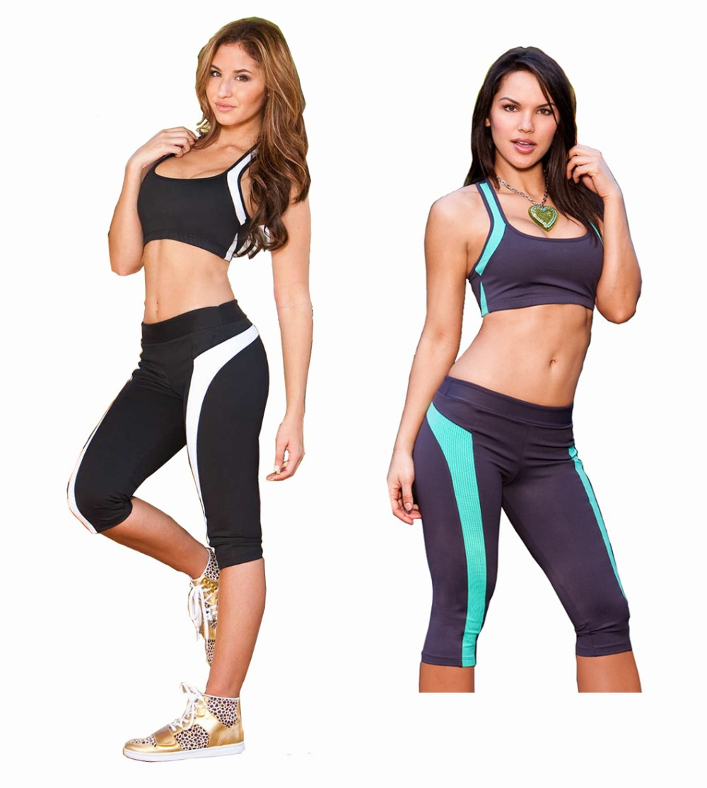 Women's athletic apparel made with microfibers wick sweat from your skin, so you can stay cool and fresh. The latest workout clothing for women is anything but ordinary. Mix, match and layer with supportive sports bras, surf-inspired dresses and trendy tops.