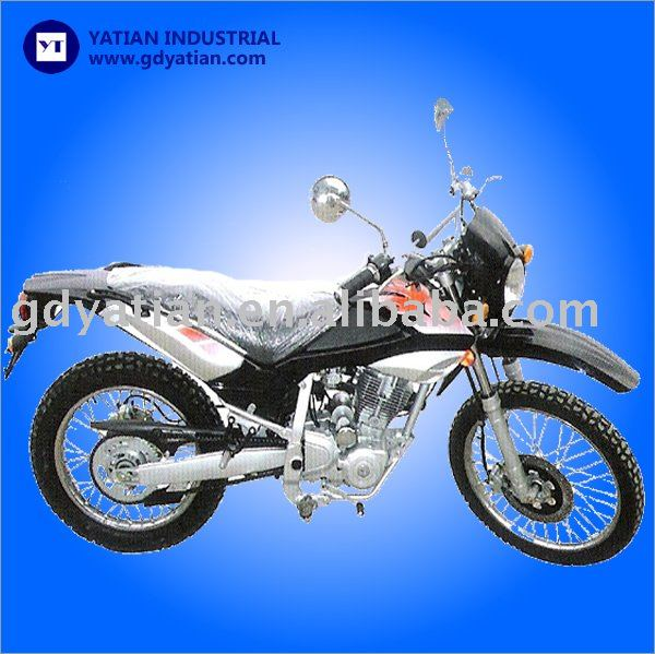 250cc new road motorcycle