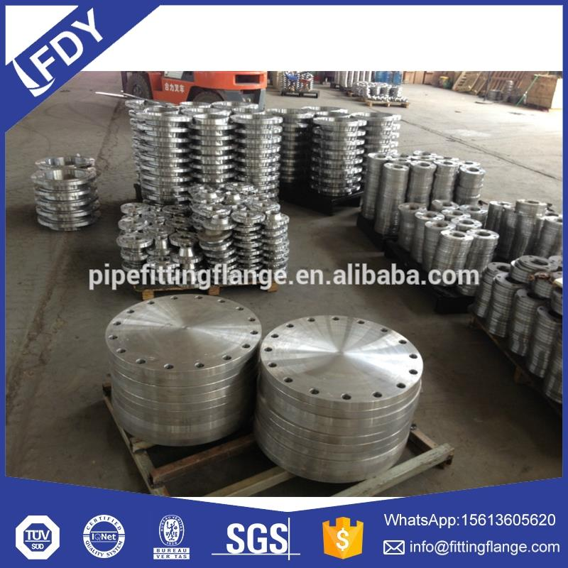 en 1092 Stainless Steel forged blind flange