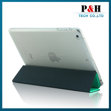 High Quality! Transparency Clear Crystal Hard Case for New iPad Mini