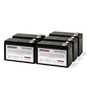 Eaton Powerware ASY-0529 9170 Replacement Battery Set