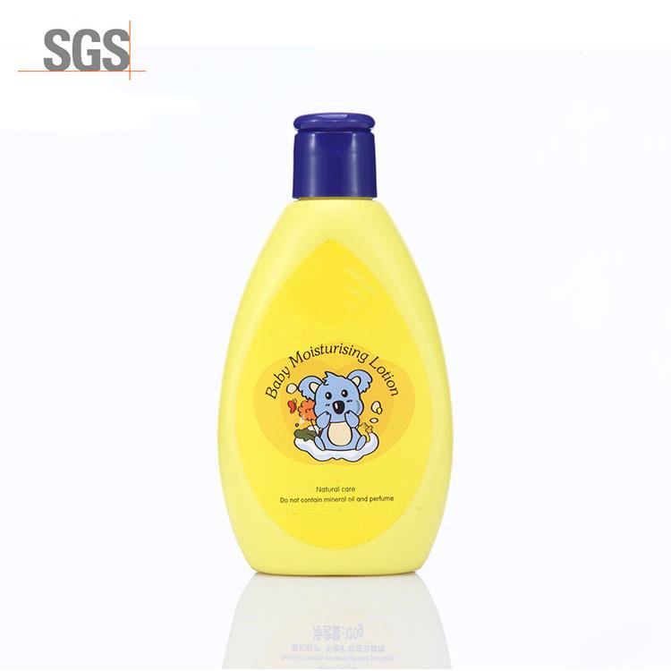 OEM/ODM baby skin care set lightening whitening safe cream organic private label baby lotion