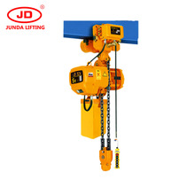 Hitachi Electric Chain Hoist Owners Manual Quick Start Guide Of