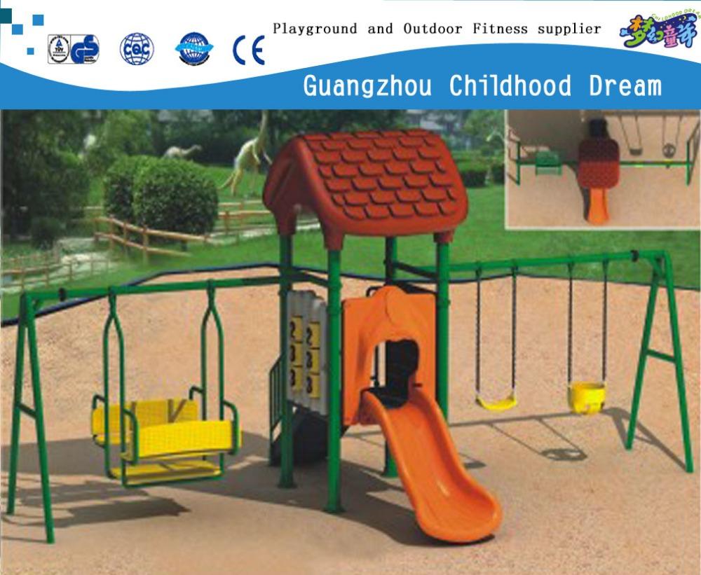 (CHD 911) Patio Kids Games Outdoor Gazebo Swing
