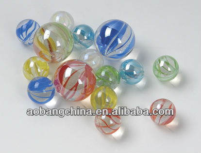 wholesale toy glass marbles