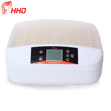 2017 HHD Portable Fully Automatic Cheap 56 eggs hatching incubator prices with LED Display Panel