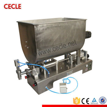 FF6B-1200 new cream ketchup jam filling machine for wholesales