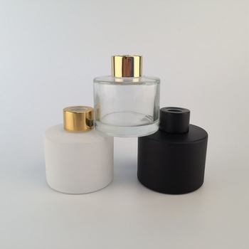 hot sales luxury 120ml glass diffuser bottle