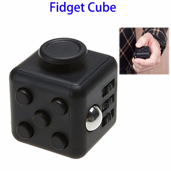 Amazon Hot Items Relieves Stress and Anxiety Fidget Cube