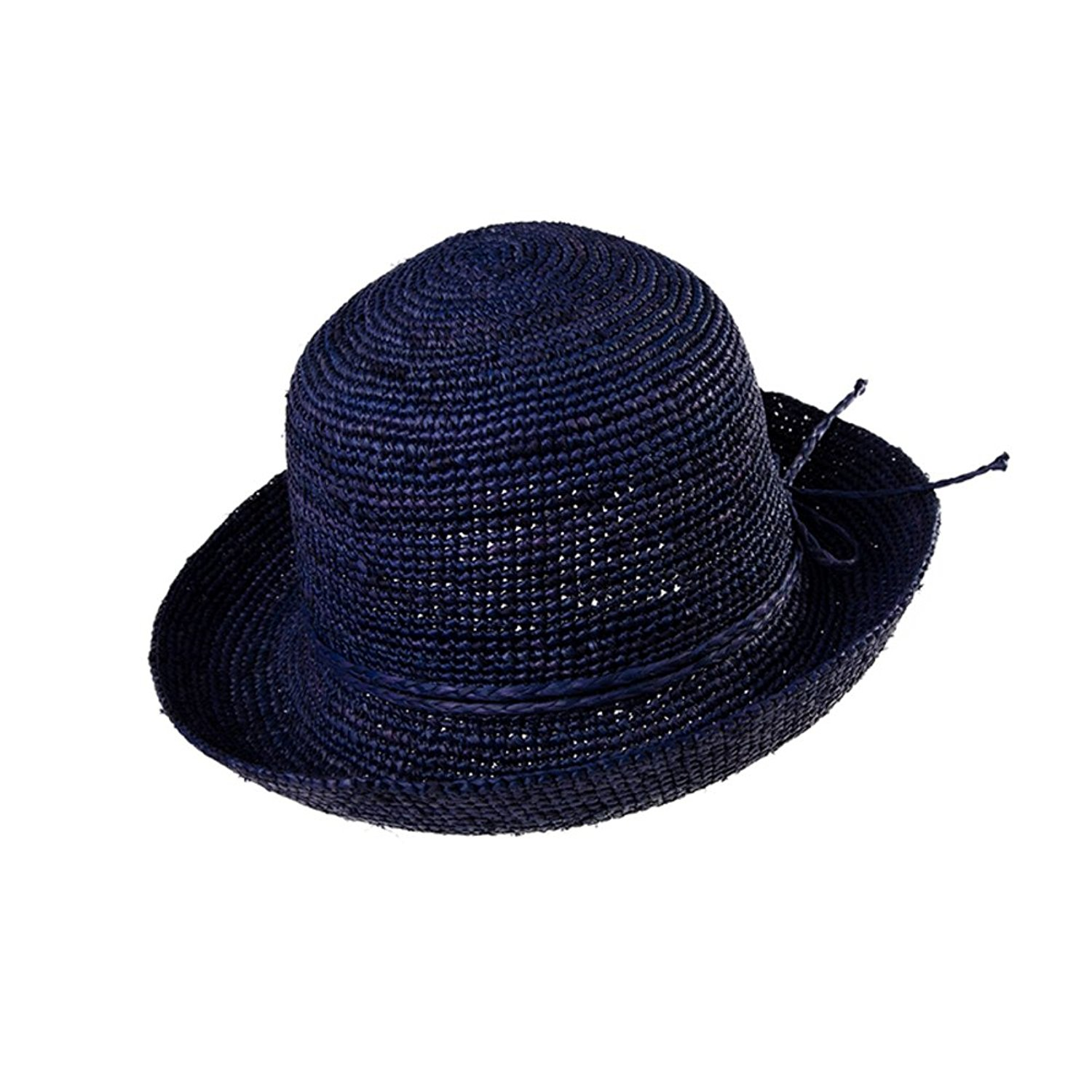 896ed92b147 Get Quotations · Hats for Women Rafi in summer straw hat Big beach hats Collapsible  Sun
