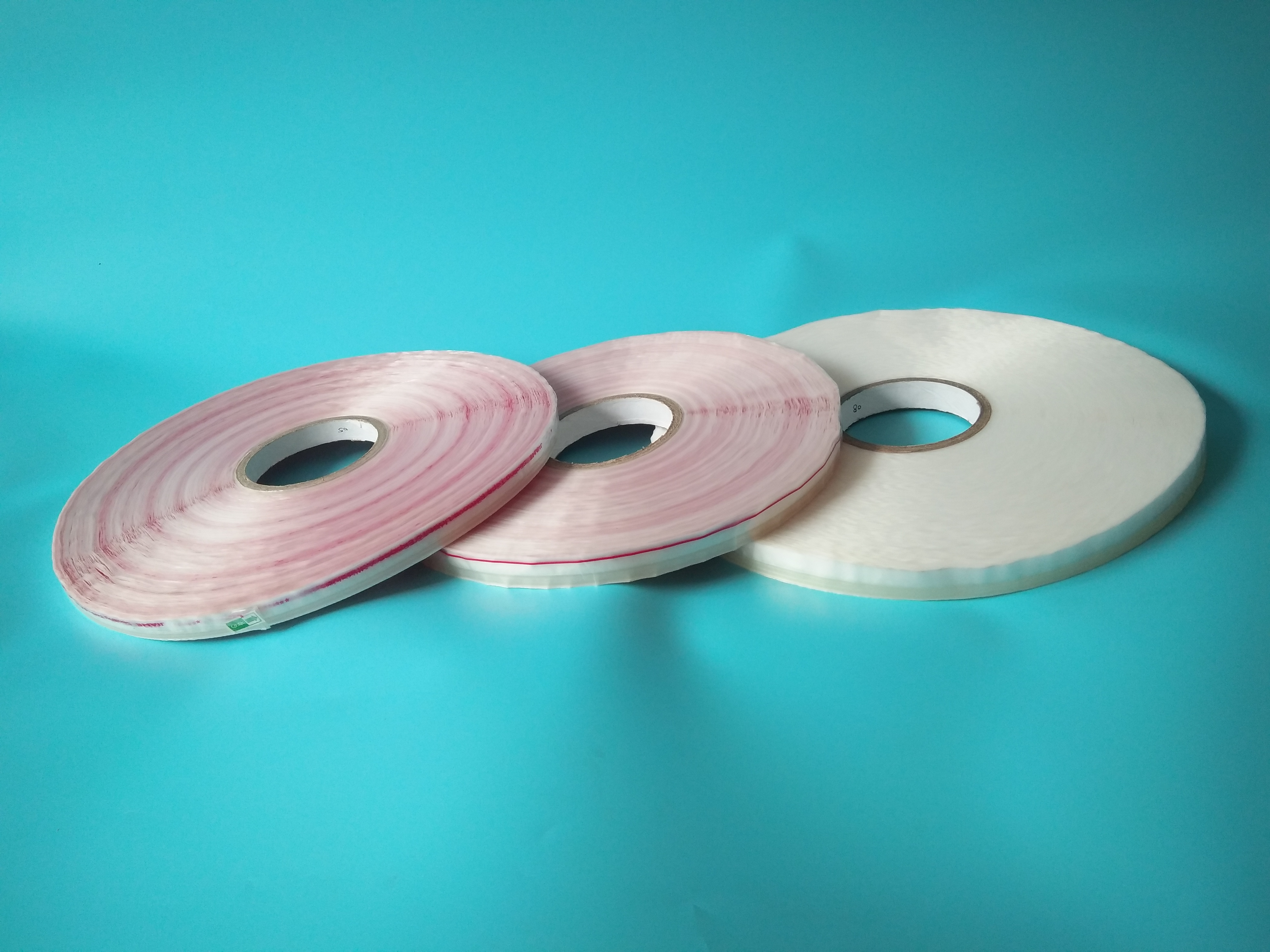 Factory supplier cold resistant HDPE material bag sealing tape for cold region