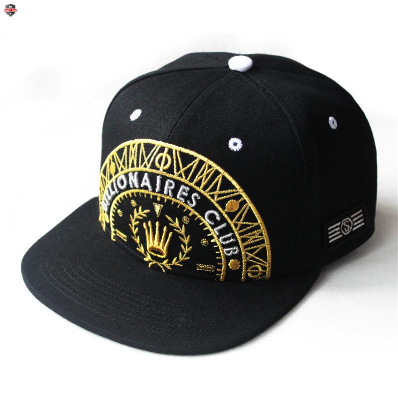 Custom Large Embroidery Gorras Cara Membuat Topi Snapback Hats - Buy ... 38a638e4f98