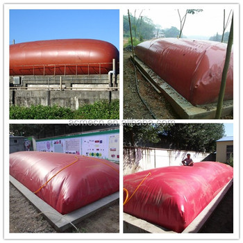 ACME Portable Biogas Digester with Soft PVC Digester