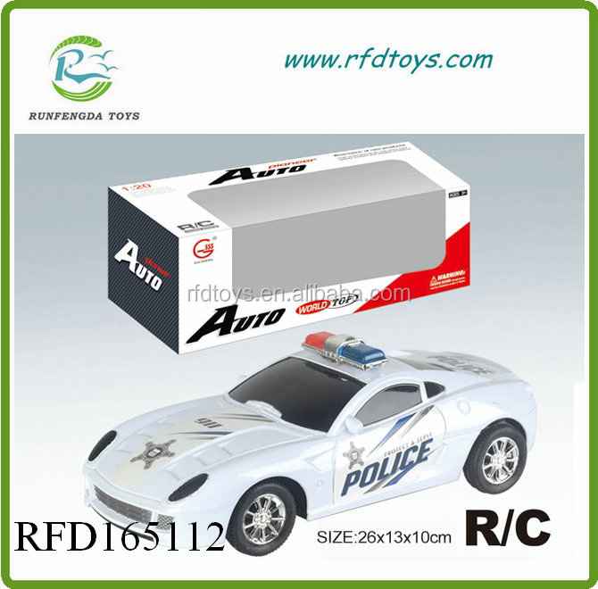 2ch cheap plastic rc cars with music remote control toy