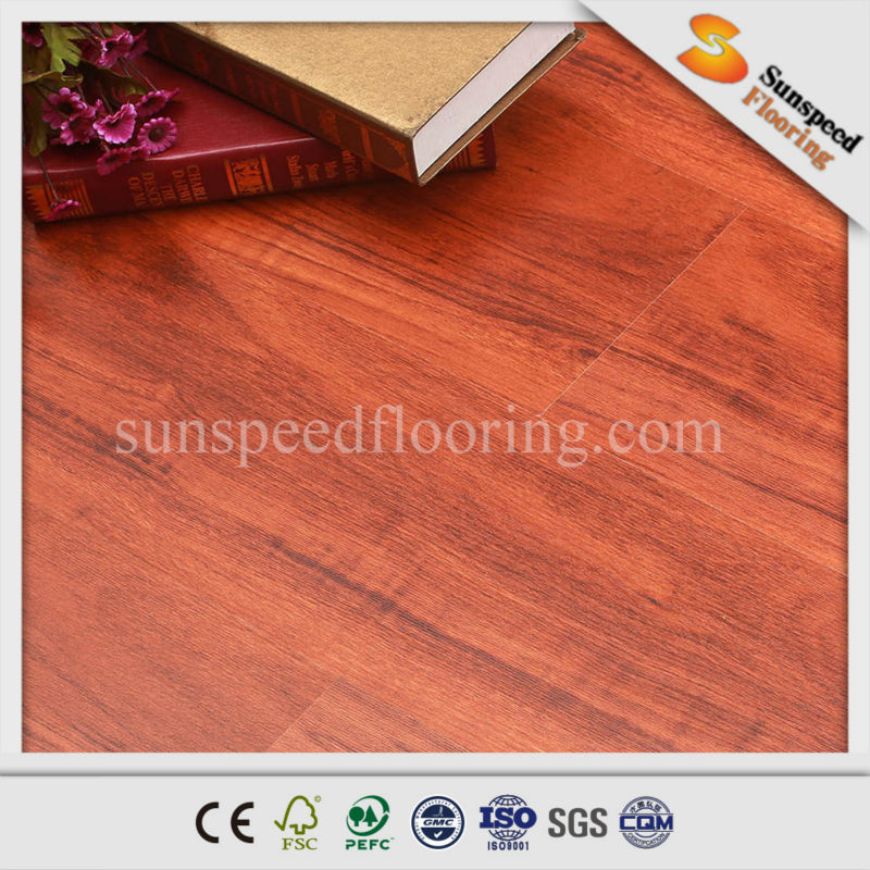 red oak 8mm/12mm eco forest grade ac3 ac4 laminate flooring