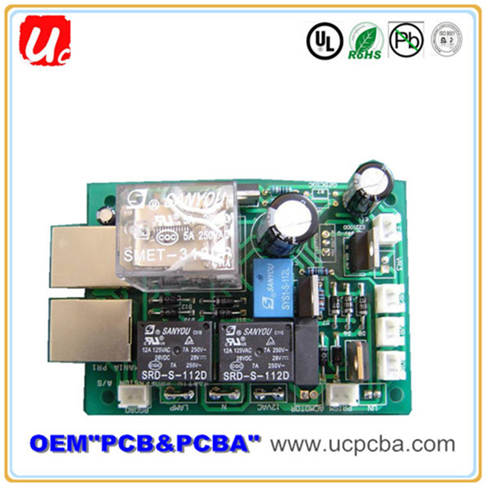 Competitive Price OEM Accept Multilayer 94V0 PCBA Assembly,Electronic PCBA Supplier With One-stop Service