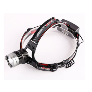 Wholesale XM-L T6 Led Headlamp Car Charge Head Light 3AAA Power Aluminum Led Headlight For Camping Hunting Mountain