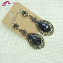 2017 woman fashion waterdrop earrings costume jewelry earrings