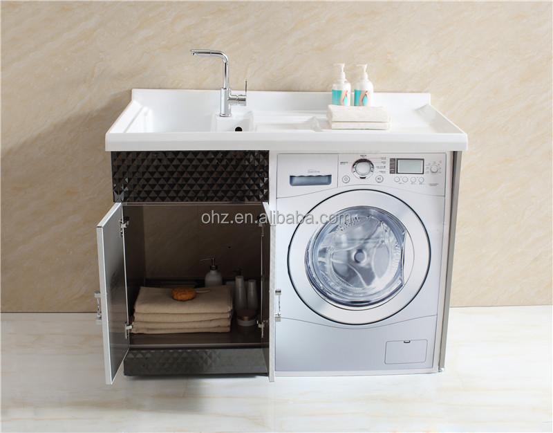 Wasmachine In Badkamer : Ikea keukenkast wasmachine in luxe foto s van ikea wasmachine kast