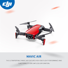 DJI Mavic Air (Flame Red) with 4K Camera and 3-Axis Gimbal dji drone mini quadcopter