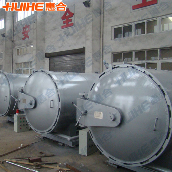 autoclave industriale