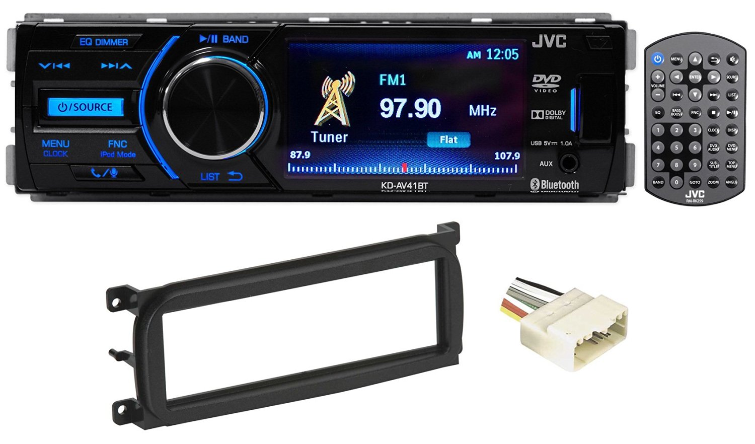 JVC KD-A845BT RECEIVER BLUETOOTH DRIVERS UPDATE