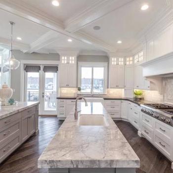 Italienisch Calacatta Grau Arbeitsplatte Quarts Stein Küche Arbeitsplatte  Silber Marmor Küche Platte - Buy Marmor Küche Platte,Marmor ...