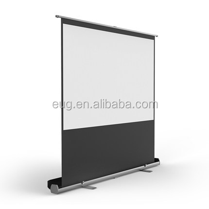 Hot sale matte white foldable projector screen,projection screen