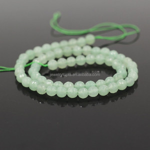 Cheap Price of Faceted Round Natural Green Aventurine Quartz Stone