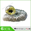 Fiberglass Insulated Aluminum Flexible Air Duct for HVAC & Hydroponic System