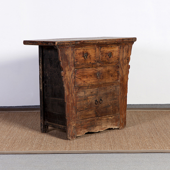 Antique Furniture Chinese Old Wooden Cabinet