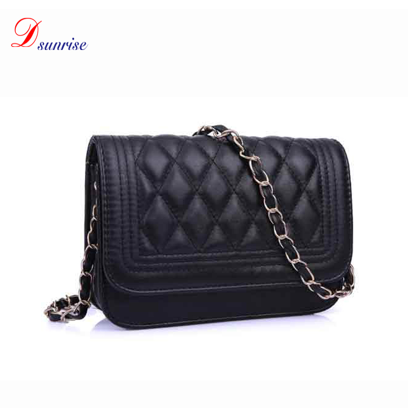 Womens ladies black leather <strong>handbag</strong>