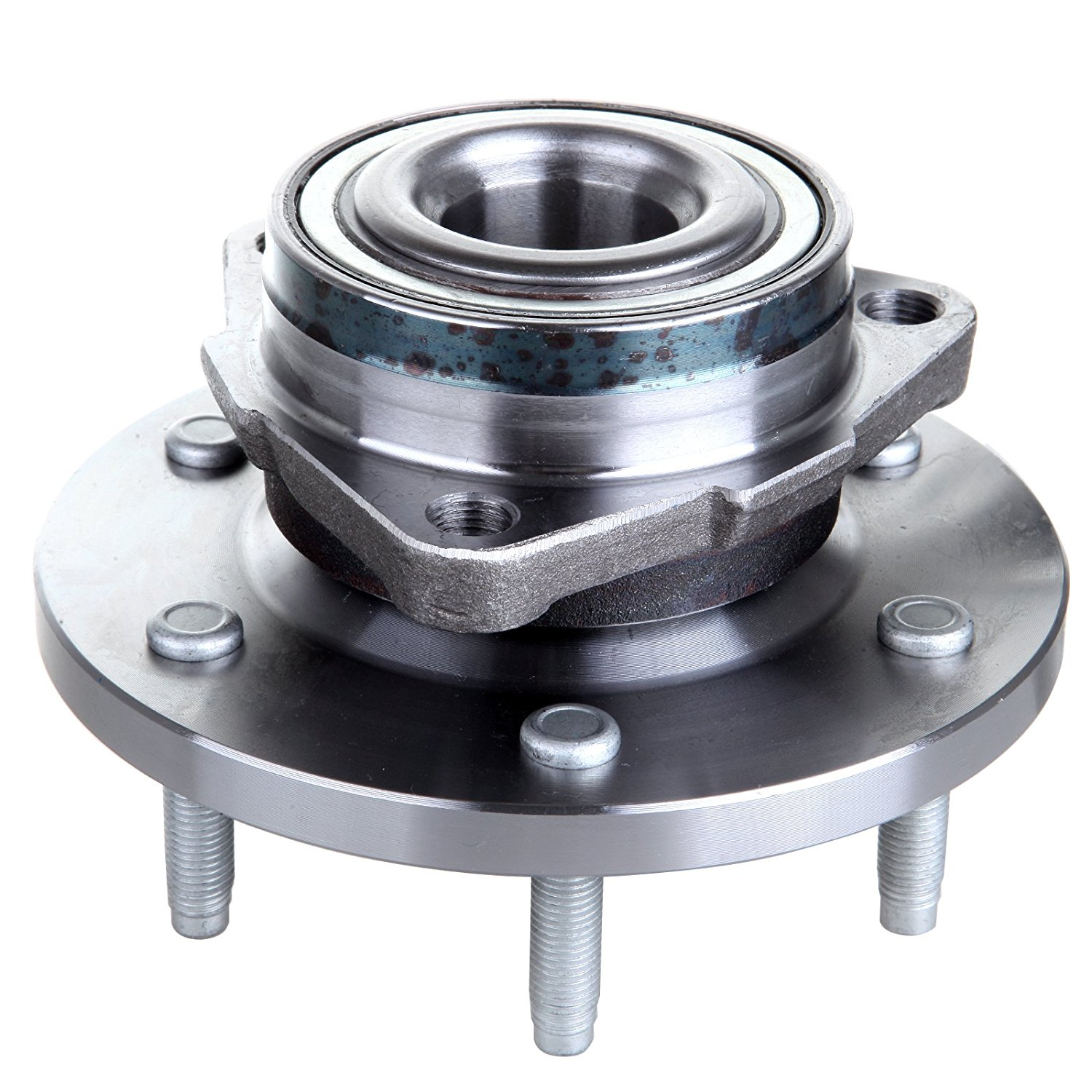 Scitoo 513237 Front Wheel Hub Bearing Assembly fit 2006-2009 Chevrolet 5 Lugs