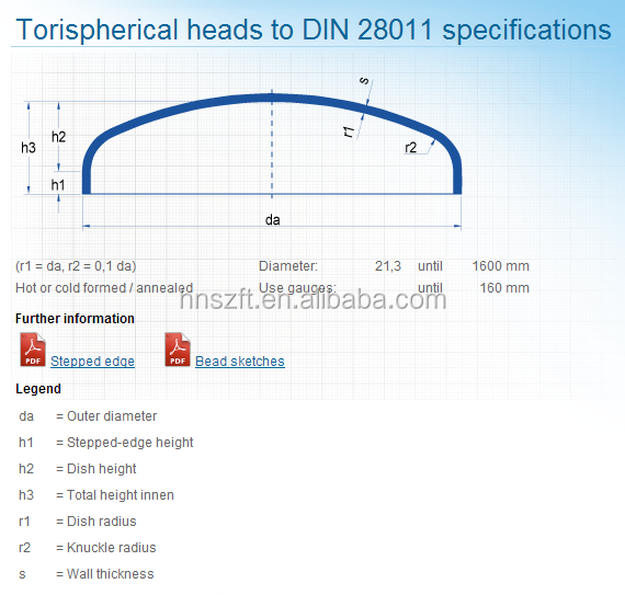 Torispherical Head Stress Related Keywords & Suggestions
