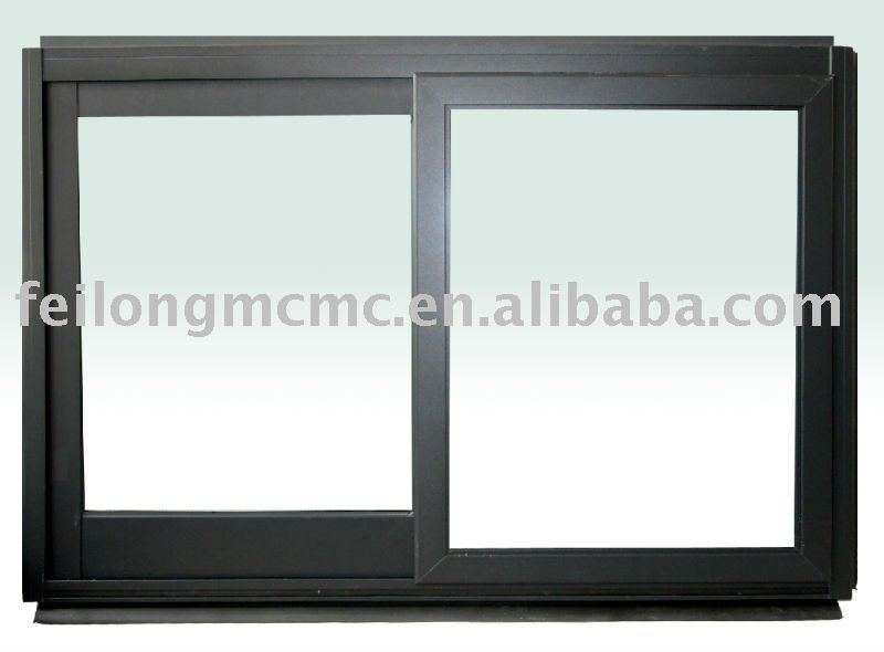 Aluminium Office Sliding Glass Window With As2047 In Australia