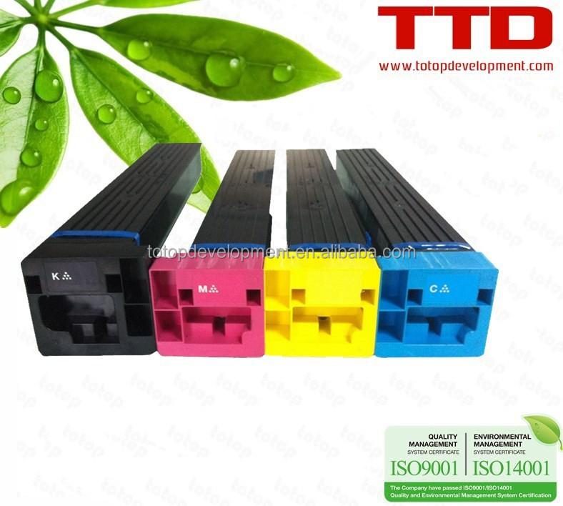 Ttd Compatible Color Toner Tn711 For Konica Minolta Bizhub C654 ...