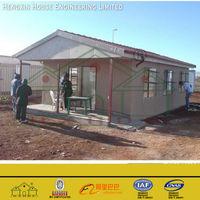 Prefabricated real estate